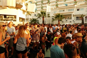 Ibiza, a great night resort