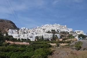 Mojacar, un village pittoresque et Mojacar-Playa une importante station balnéaire