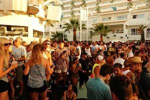 Ibiza, a great night resort