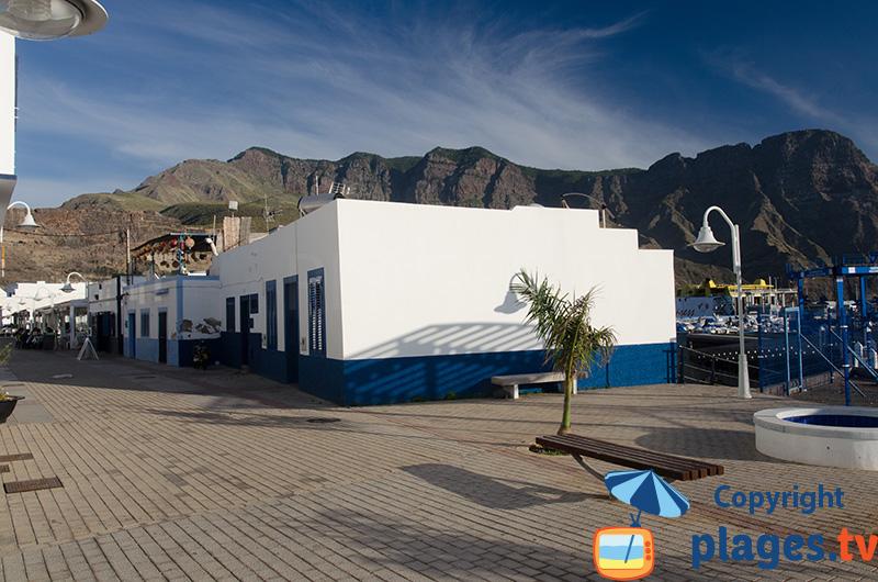 Ruelle à Agaete à Gran Canaria