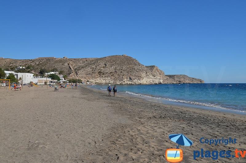 Playa Agua Amargua