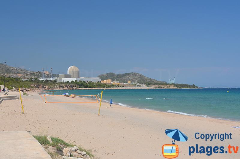 Almadrava et centrale nucléaire - Espagne