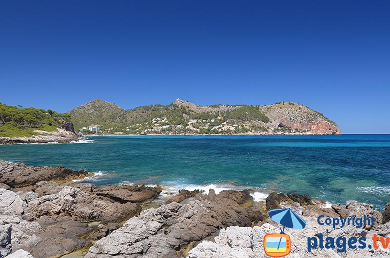 Baie de Canyamel à Majorque