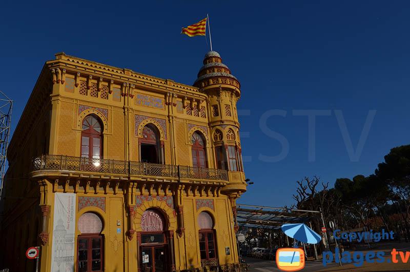 Belle maison sur le bord de mer de Sant Feliu de Guixols