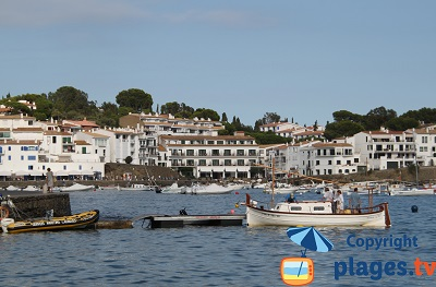 Cadaques in Spain