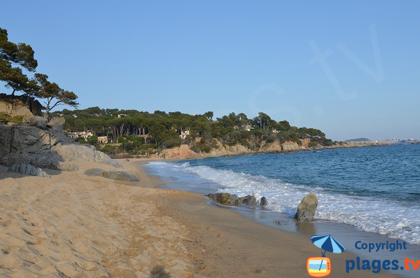 Criques du sentier du littoral de Calonge - Espagne