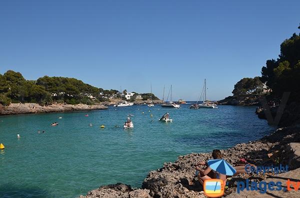 Calanque de Cala Gran - Cala d'Or - Majorque