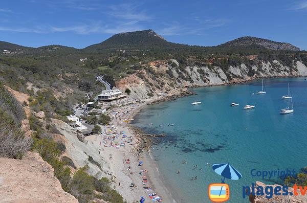 Cala Hort à Ibiza