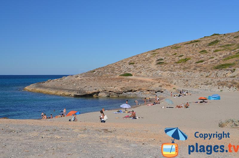 Cala Mitjana à Majorque