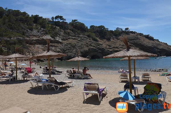 Location de matelas - Cala de Moli - Ibiza