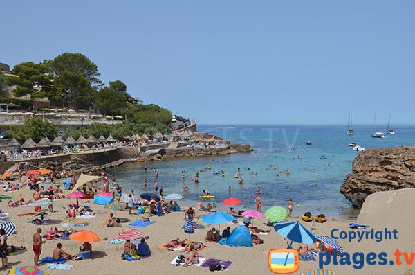 Zone publique de la Cala Molins - Majorque