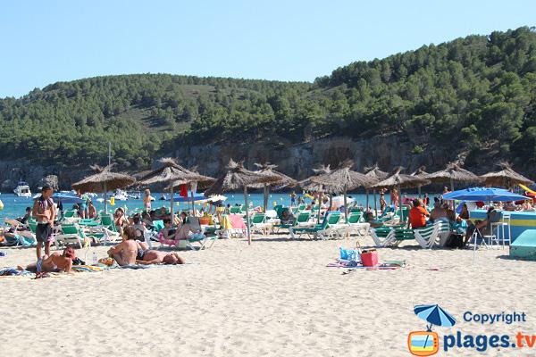 Plage à l'Escala - Cala Montgo - Espagne