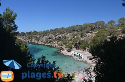 Cala Pi à Majorque - Iles Baléares