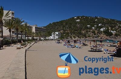 Cala de Sant Vicent à Ibiza