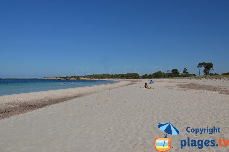 Caragol - la plus belle plage de Majorque
