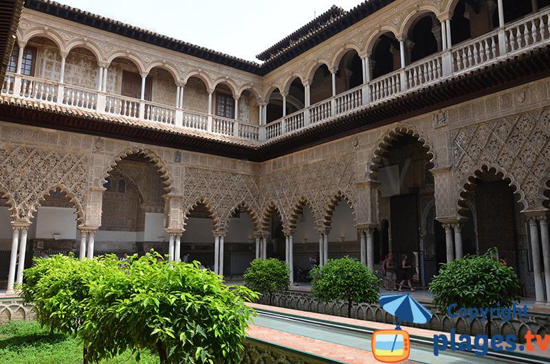 Casa de Pilatos à Séville