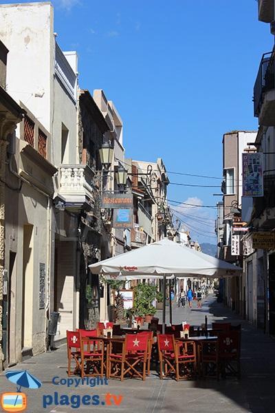 Centre ville de Badalona