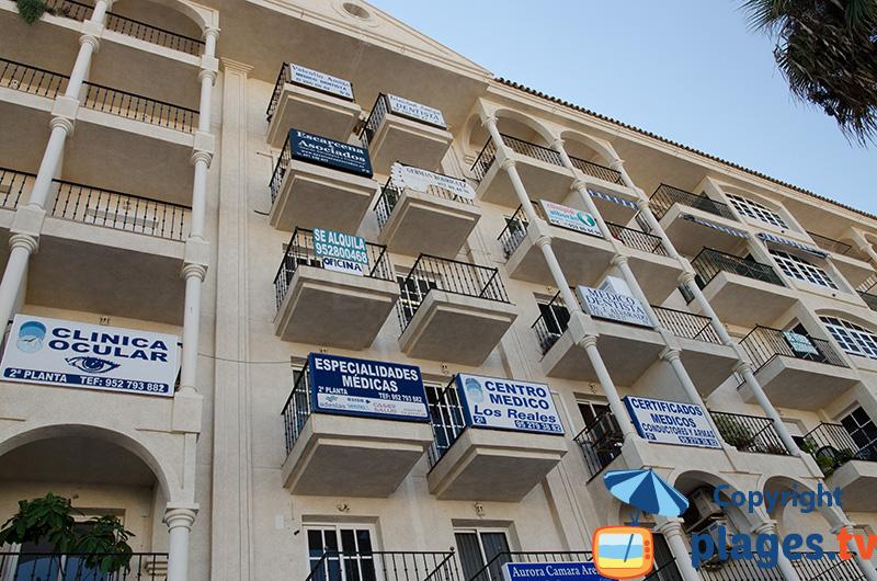 Centres médicaux d'Estepona en Espagne