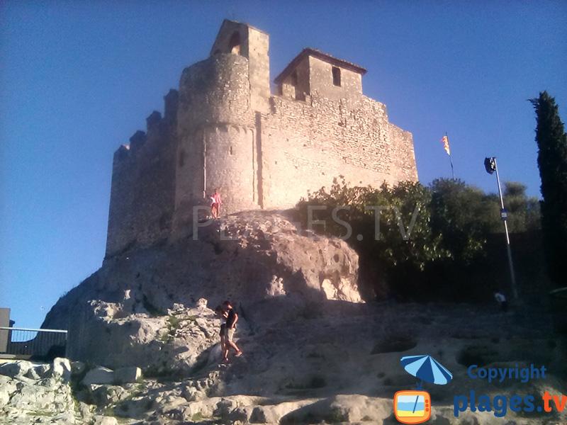 Chateau de Calafell - Espagne