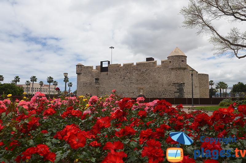 Chateau de Luz à Las Palmas - Gran Canaria