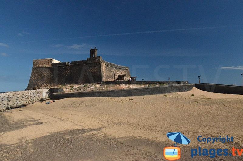 Castillo San Gabriel à Arrecife - Lanzarote