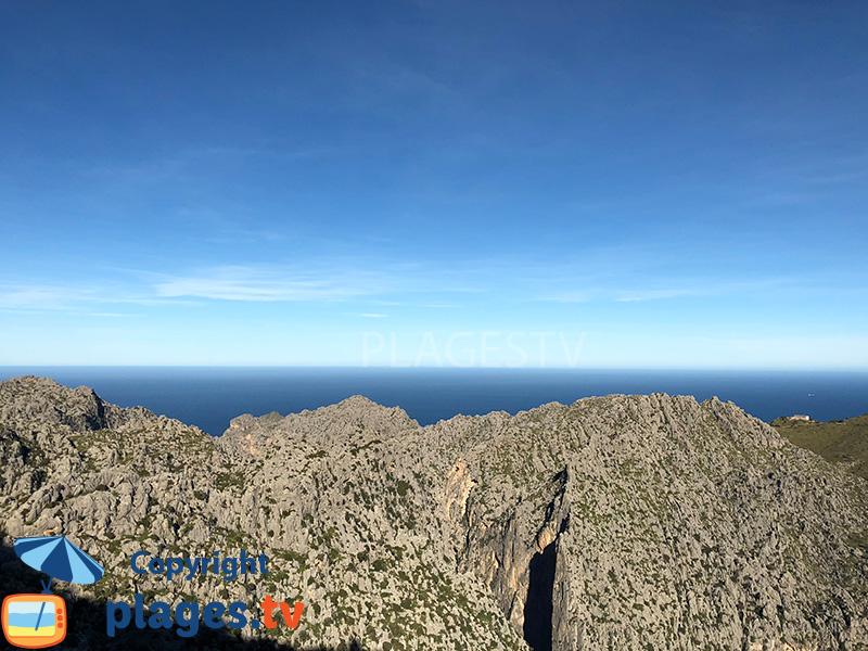 Côte Ouest de Majorque - Serra de Tramuntana