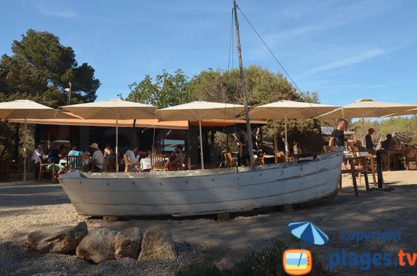 Restaurant Sa Caleta - Plage Es Bol Nou à Ibiza