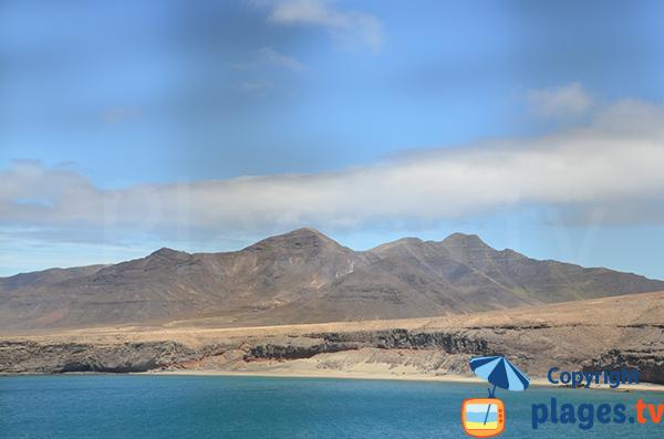 Crique sauvage à Morro Jable - Fuerteventura