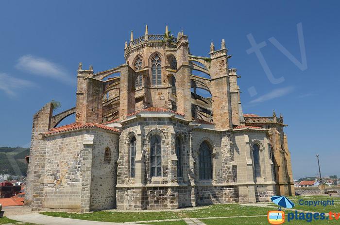 Eglise Santa Maria - Castro Urdiales