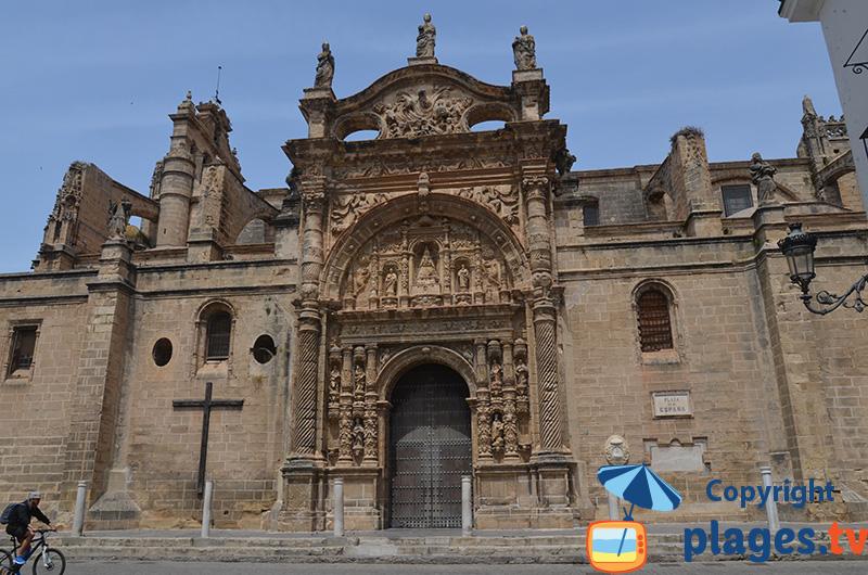 Eglise d'El Puerto de Santa Maria - Andalousie
