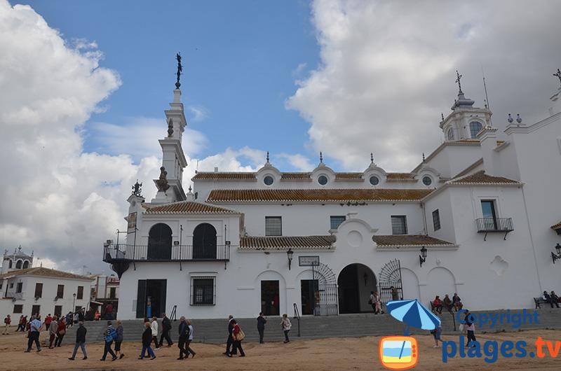 Eglise d'El Rocio