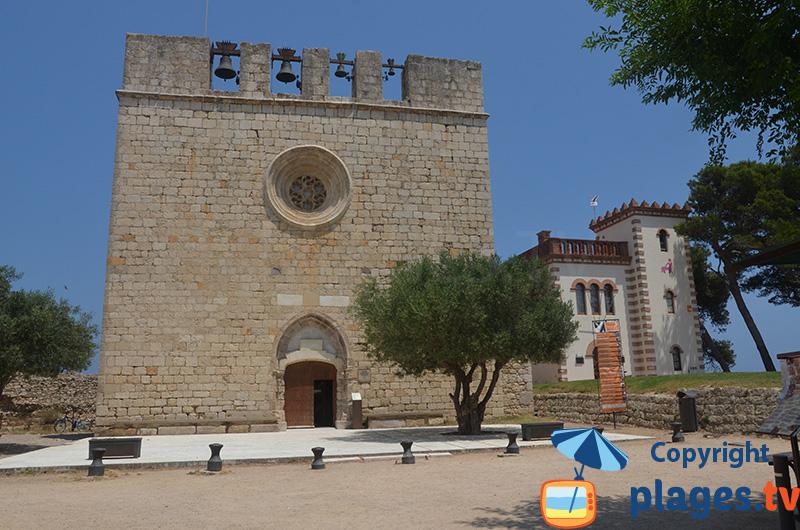 Eglise de Sant Marti d'Empuries - l'Escala