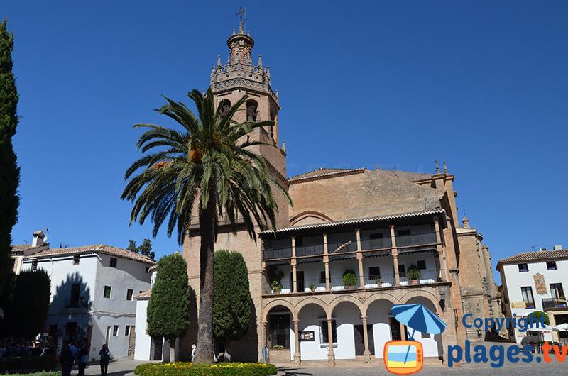 Eglise de Santa Maria à Ronda