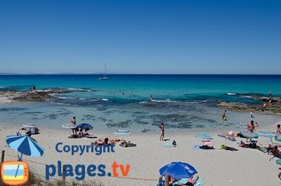Es Calo à Formentera