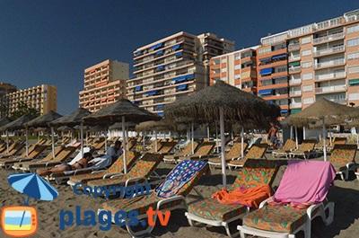 Fuengirola en Espagne - Andalousie