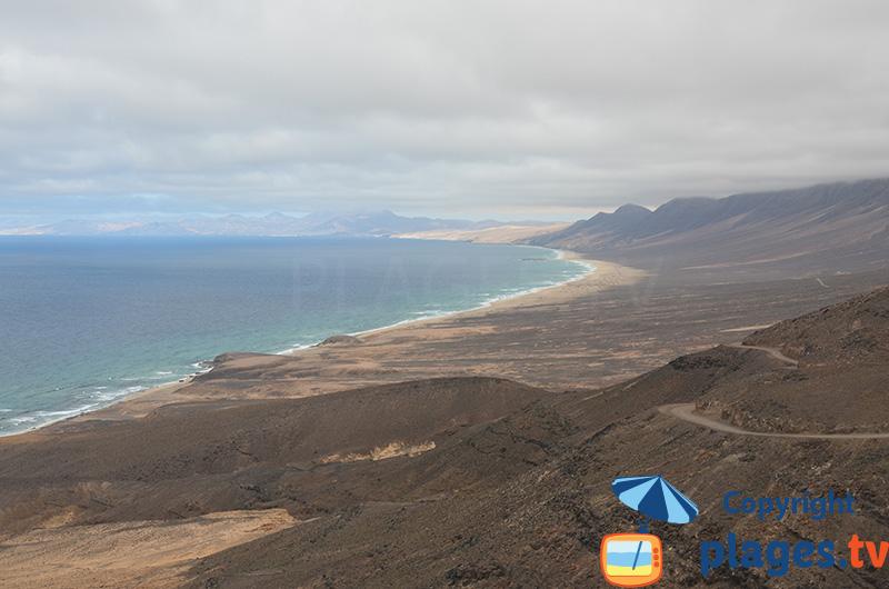 Cofete : la plage du bout du monde de Fuerteventura