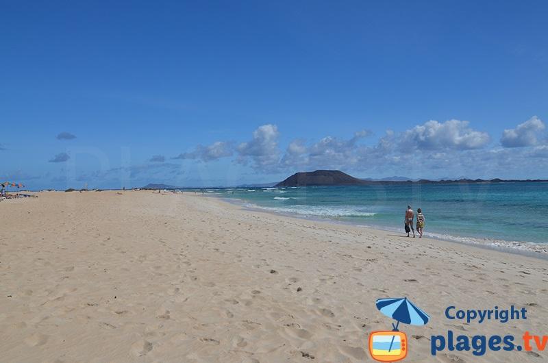 Plages paradisiaques de Fuerteventura