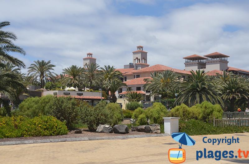 Hôtel en bord de mer de Maspalomas - Gran Canaria