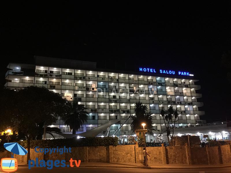 Hotel à Salou en Espagne