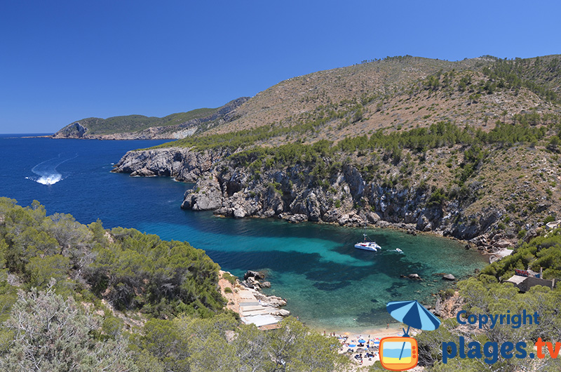 Ibiza - Cala en Serra