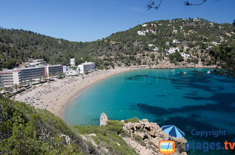 Cala de Sant Vicent - Ibiza