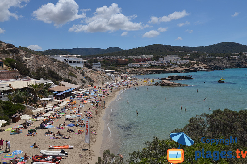 Cala Tarida - Ibiza
