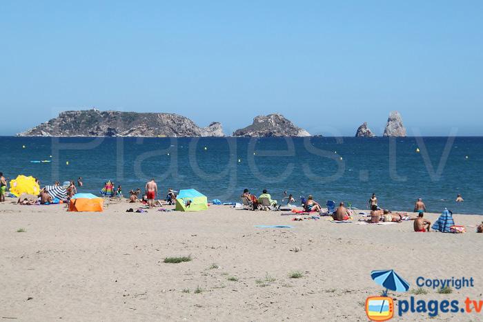 Les iles Medes à l'Estartit - Espagne