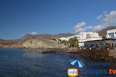 La isleta del Moro en Espagne - Andalousie