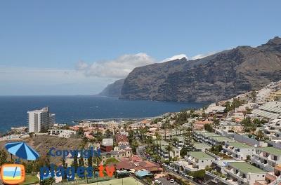 Los Gigantes à Tenerife - Canaries