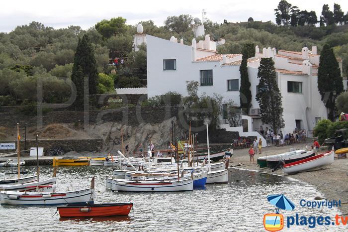 Maison de Dali à Cadaquès