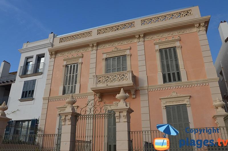 Belle maison sur le bord de mer de Canadell - Costa Brava
