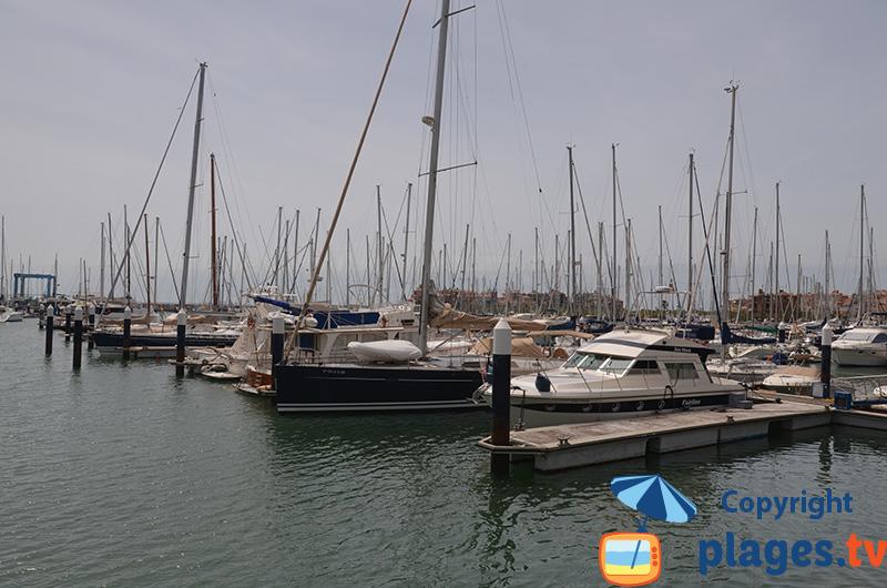 Marina de Sherry à El Puerto de Santa Maria