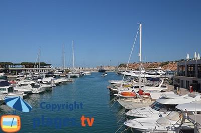 Marina de Port Adriano à Majorque - El Toro