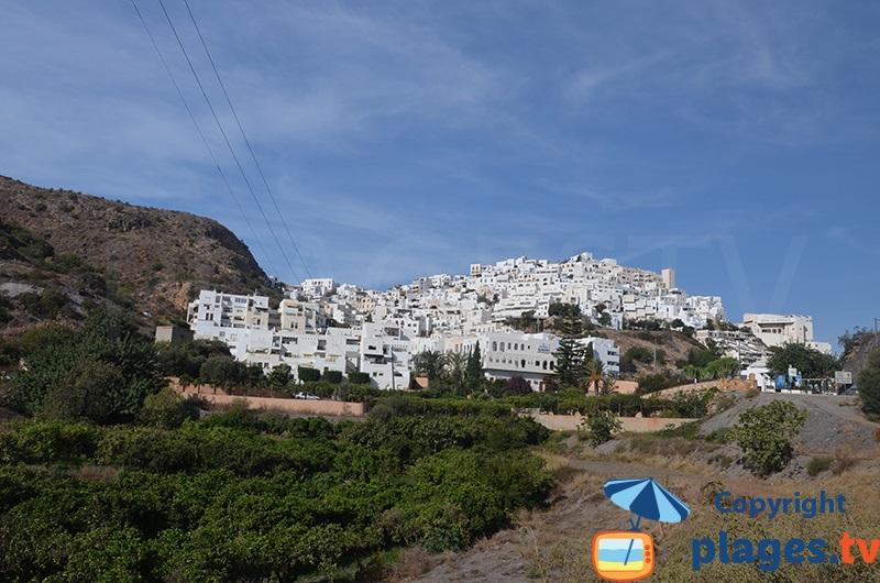 Village de Majocar - Andalousie